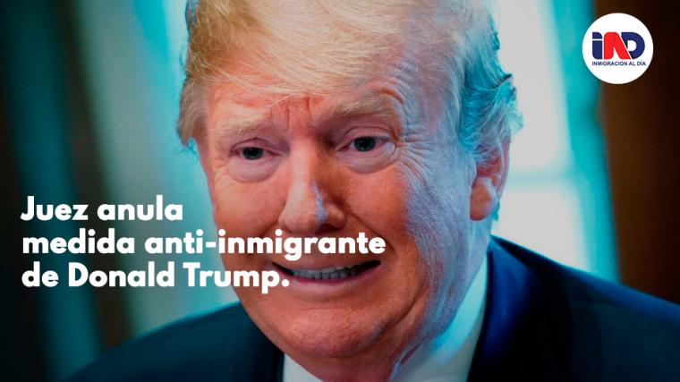 Regla migratoria que exigía solicitar asilo en otro país antes de buscar refugio en EE.UU. Ha sido anulada.